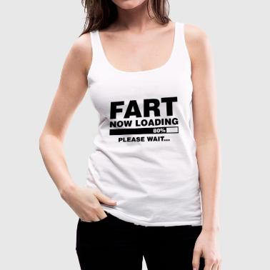 Fart - Women's Premium Tank Top