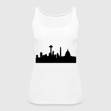 Washington - Women's Premium Tank Top