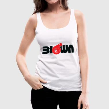 Blown Turbo - Blown Turbo - Women's Premium Tank Top