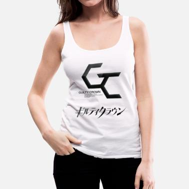 Guilty GUILTY CROWN - Women's Premium Tank Top