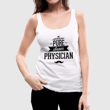 100 percent pure super physician - Women's Premium Tank Top