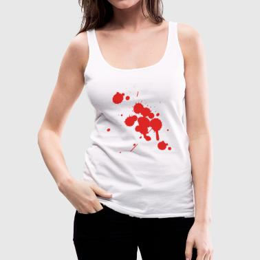 Bloody Bloody Shirt - Women's Premium Tank Top