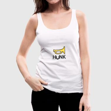 HUNK - Cars - D3 Designs - Women's Premium Tank Top