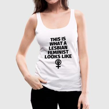 Homosexual this is - Women's Premium Tank Top