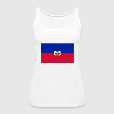 Haiti - Women's Premium Tank Top