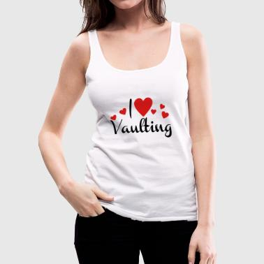 vaulting - Women's Premium Tank Top