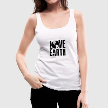 Love Earth - Mother Nature - Total Basics - Women's Premium Tank Top