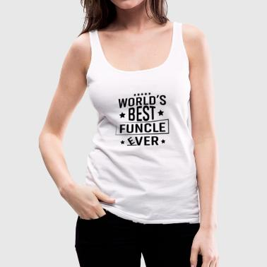 uncle - Women's Premium Tank Top
