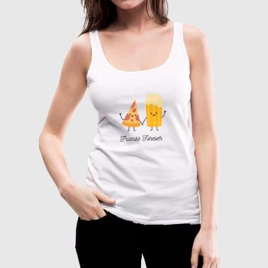 Friends Forever - Women's Premium Tank Top