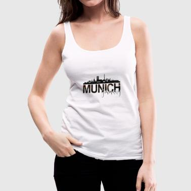 Munich - Women's Premium Tank Top