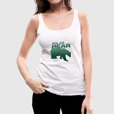 Polar Bear - Women's Premium Tank Top
