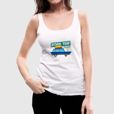 road trip - Women's Premium Tank Top