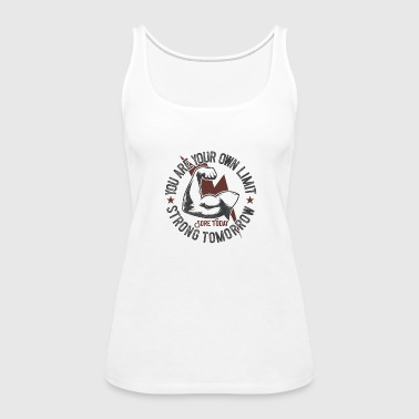 you are your own - Women's Premium Tank Top