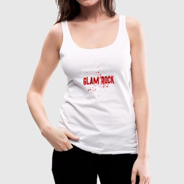 GLAM ROCK 2 - Women's Premium Tank Top