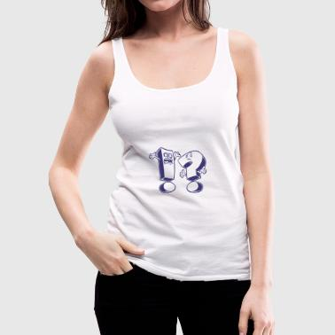 Expressions - Women's Premium Tank Top