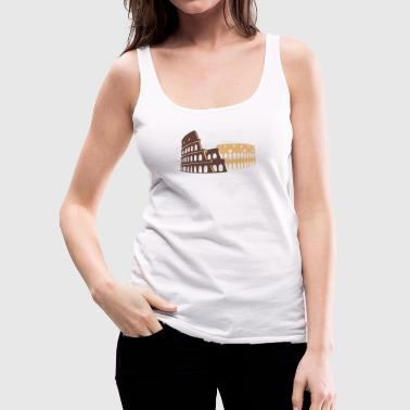 Colosseo - Women's Premium Tank Top