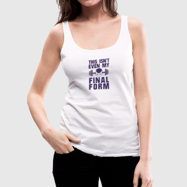 Final Form - Women's Premium Tank Top