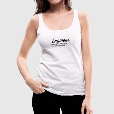 Engineer - Women's Premium Tank Top