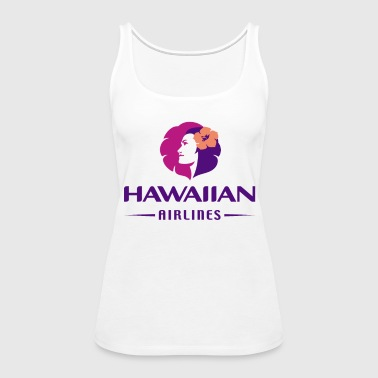 Hawaiian - Women's Premium Tank Top
