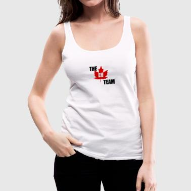 The EH Team - Women's Premium Tank Top