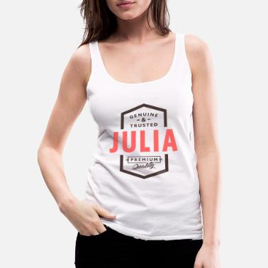 Julia JULIA - Women's Premium Tank Top