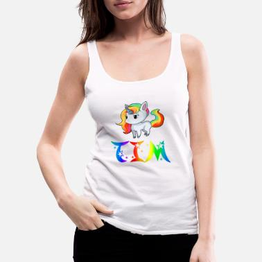 Timo Tim Unicorn - Women's Premium Tank Top