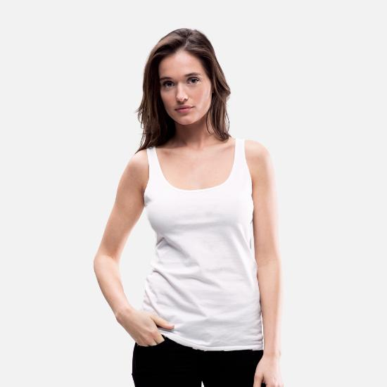 Game Tank Tops - THE END OF THE SUMMER - Women's Premium Tank Top white