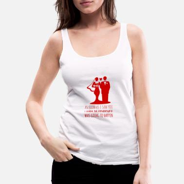 Marry marry - Women's Premium Tank Top