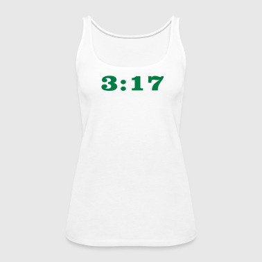 317 plain - Women's Premium Tank Top