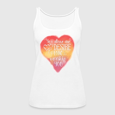 Hearts Desire - Women's Premium Tank Top
