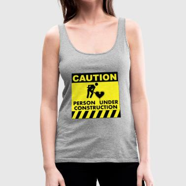 CONSTRUCTION - Women's Premium Tank Top