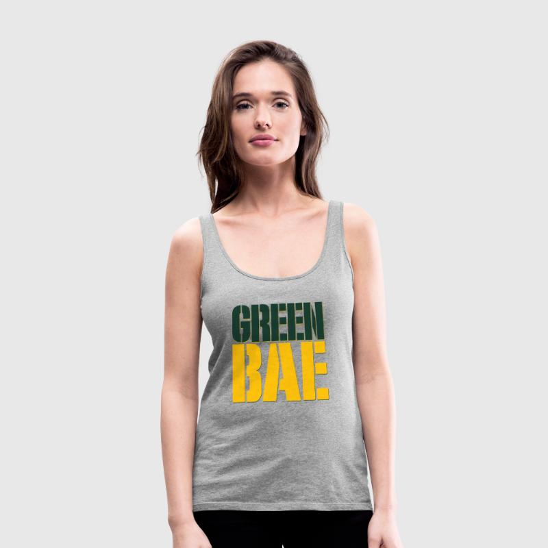 GREEN BAE - Women's Premium Tank Top