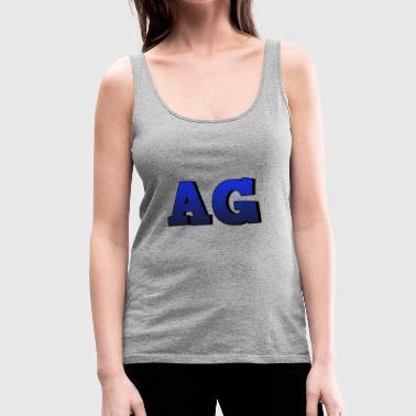 AG - Women's Premium Tank Top