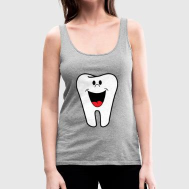 Tooth - Women's Premium Tank Top