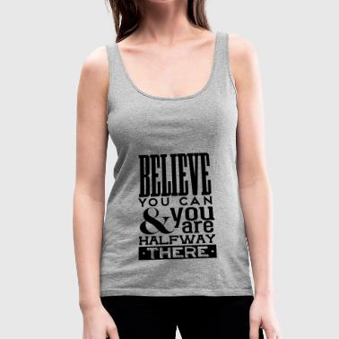 motivation - Women's Premium Tank Top