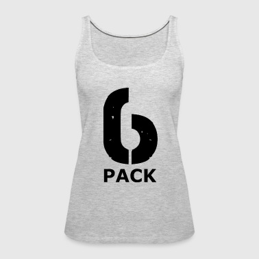 SIX PACK - Women's Premium Tank Top