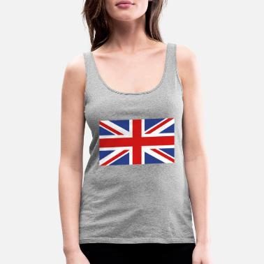 Union Jack Union Jack - Women's Premium Tank Top