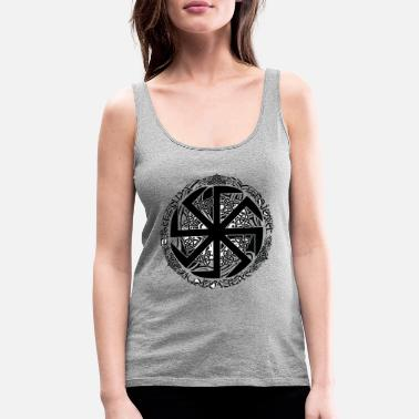 Mythology Slavs mythology - Women's Premium Tank Top