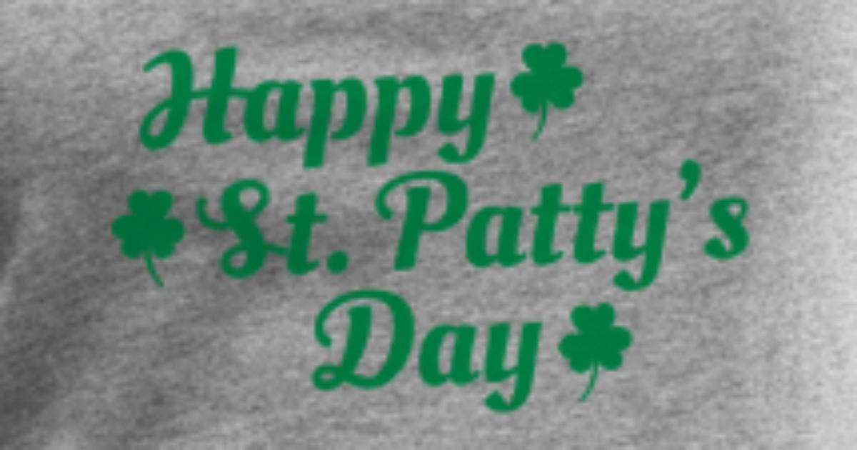 b8d1e818 happy st patty's day Women's Premium Tank Top | Spreadshirt