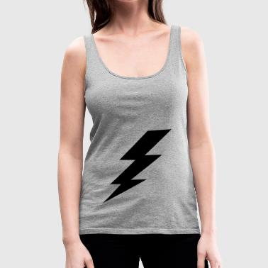 lightning bolt - Women's Premium Tank Top