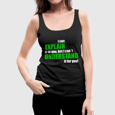 Pc Programmers Program Nerd Geek Gift IT - Women's Premium Tank Top