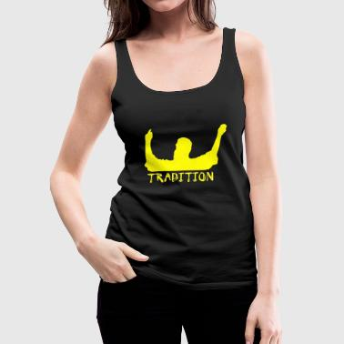 tradition - Women's Premium Tank Top
