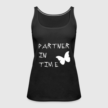 Partner In Time partner - Women's Premium Tank Top