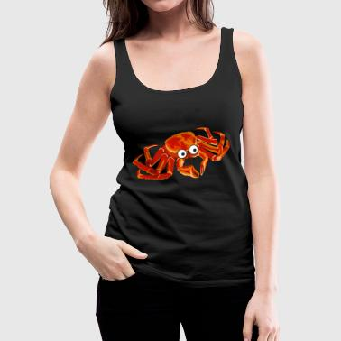 crab - Women's Premium Tank Top