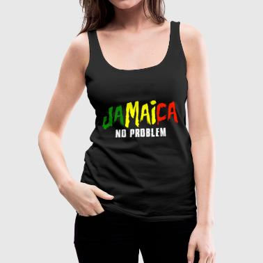 Jamaica - jamaica no problem vacation - Women's Premium Tank Top