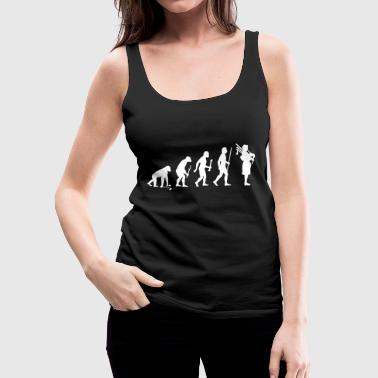 Bagpipes - Bagpipes Evolution - Women's Premium Tank Top