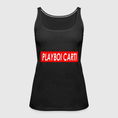 Playboi Carti - Women's Premium Tank Top