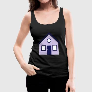 house - Women's Premium Tank Top