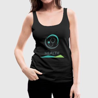 Health - Women's Premium Tank Top