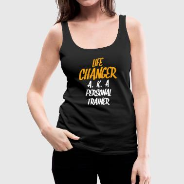 Personal Trainer Personal Trainer Tee Shirt - Women's Premium Tank Top